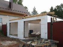 Строительство гаражей под ключ. Иркутские строители.