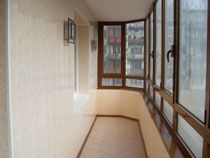 Отделка балкона в Иркутске и пригороде, отделка балкона под ключ г.Иркутск