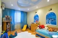 Ремонт и отделка детской комнаты в Иркутске