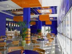 отделка кафе, ресторанов в Иркутске