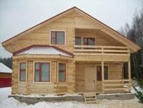 Строительство домов из бруса в Иркутске. Нами выполняется строительство домов из бруса, бревен в городе Иркутск и пригороде